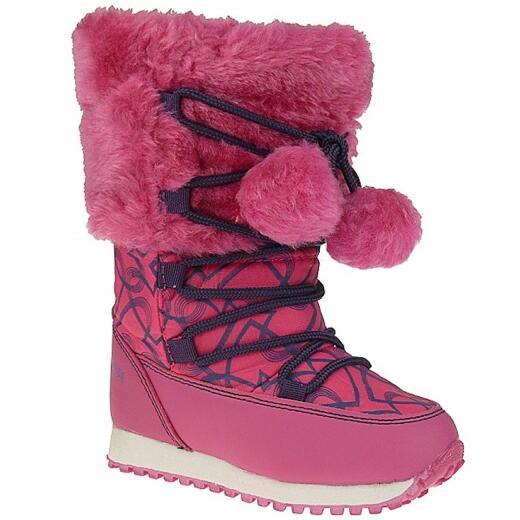 Agatha Ruiz de la Prada Schneeboots Stiefel Mod.141985 in 3 Farben Gr.24-35 Pink EUR 27