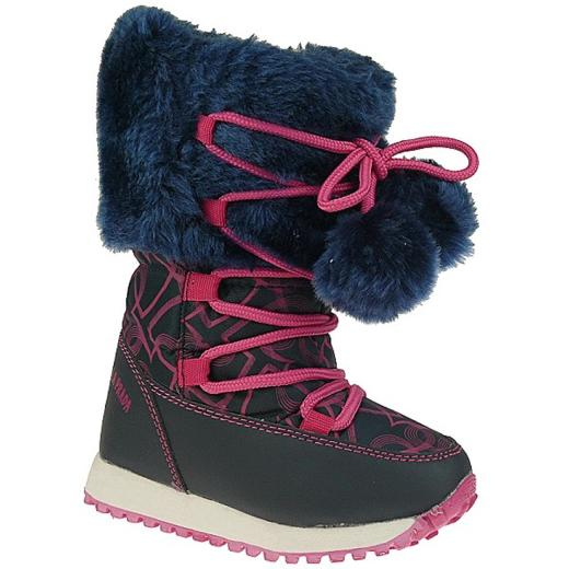 Agatha Ruiz de la Prada Schneeboots Stiefel Mod.141985 in 3 Farben Gr.24-35 blau EUR 31