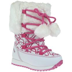 Agatha Ruiz de la Prada Schneeboots Stiefel Mod.141985 in 3 Farben Gr.24-35 weiß EUR 34