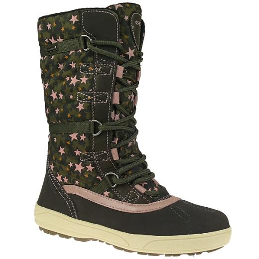 cheapest price outlet on sale many styles GEOX Joing wasserdichter Mädchen Stiefel Amphibiox Gr.33-41