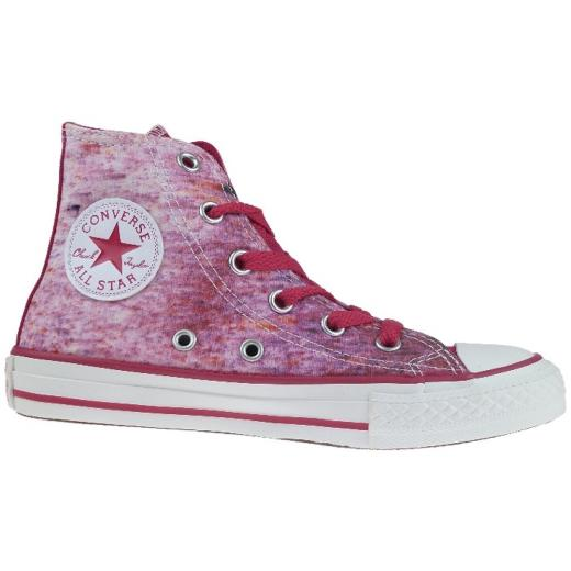 CONVERSE Chuck Taylor All Star Sneaker berry pink white Gr.27 38,5