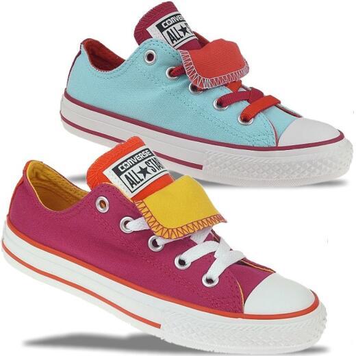CONVERSE All Star Chucks Double Sneaker 647701c, 647702c NEU Gr.30 38,5