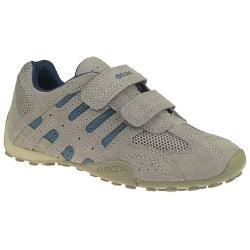 GEOX SNAKEBOY Leder Halbschuh Sneaker 2 Farben NEU Gr.28-41