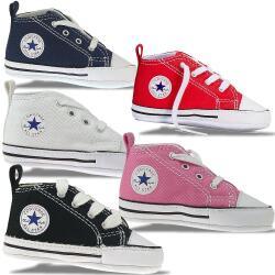 CONVERSE First Star Hi 88871 Baby Chucks...