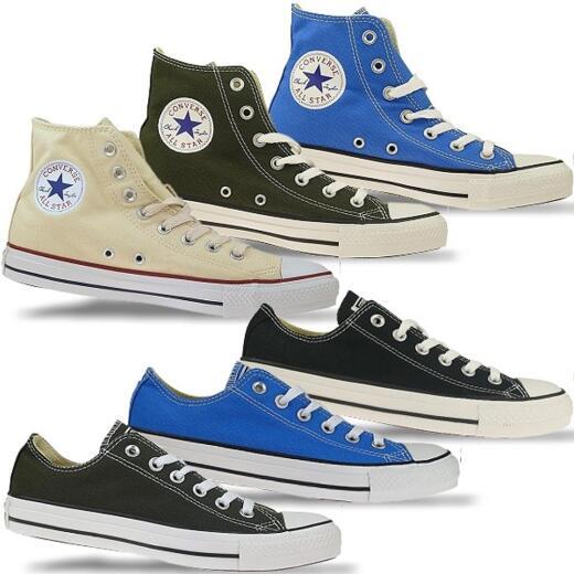 CONVERSE All Star High All Star Ox Chucks in verschiedenen Farben Gr.36 48