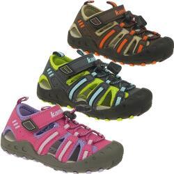 KAMIK Outdoor CRAB Sandale Trekkingsandale 3 Farben Gr.23-27