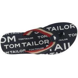 TOM TAILOR Kinder Dianette Zehentrenner navy-red Gr.31-40