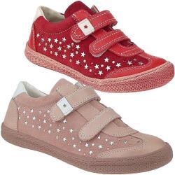 Primigi ORTHIA Mädchen Halbschuh Sneaker Leder in 2...