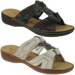 Jane Klain / IDANA trendige Sandale Pantolette mit...
