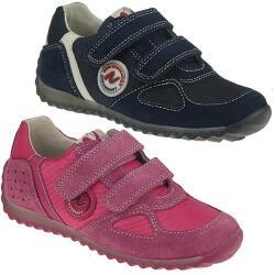 Naturino ISAO Leder Halbschuh Leder Sneaker 2 Farben...