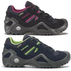 LOWA SIMON GTX(R) LOW-CUT Halbschuh wasserdicht in 2...