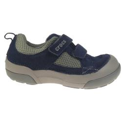 CROCS Dawson Easy Shoes Sneaker Halbschuhe navy NEU Gr.21-35