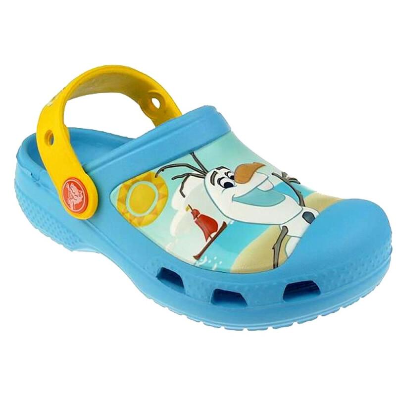 3ea459e41482e CROCS Disney Frozen Clog Schneemann  quot Olaf