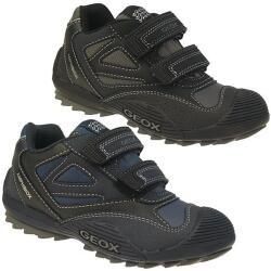 GEOX JR SAVAGE  sportlicher Halbschuh Sneaker waterproof...