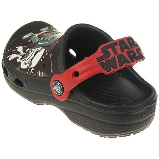 CROCS Star Wars Darth Vader Clogs schwarz NEU Gr.23-35