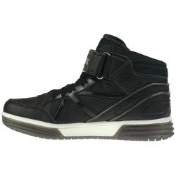 GEOX ARGONAT BLINK Knöchelschuh hohe Sneaker schwarz...
