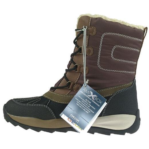 heiße Produkte Schnelle Lieferung Top Design GEOX J ORIZONT Jungen Stiefel wasserdicht Amphibiox Gr.33-41