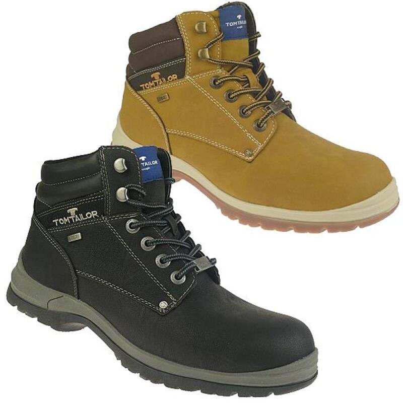 Warmfutter Gr 46 High Herren Top Stiefelette Tom Boots 41 Tailor cRqA3L54j