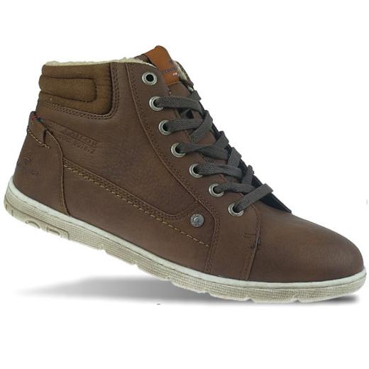 TOM TAILOR Herren High-Top Sneaker 8582303 Warmfutter Gr.41-46