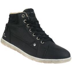 TOM TAILOR Herren High-Top Sneaker 8582303 Warmfutter...