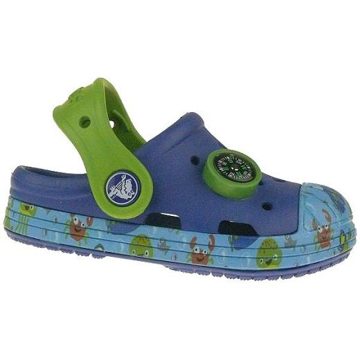 CROCS Bump It Sea Life K coole Clogs im neuen Style Gr. 22-35