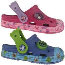 CROCS Bump It Sea Life K coole Clogs im neuen Style Gr....