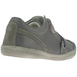 Primigi SOLANGE Halbschuh Sneaker Leder anthrazit Gr.24-35