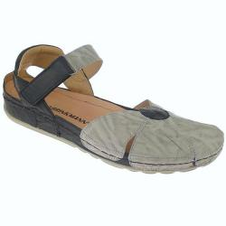 DR. BRINKMANN 710714 Leder Sandale Clog leicht und super...