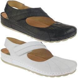 DR. BRINKMANN 710558 Leder Sling Sandale Clog leicht und...