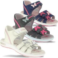 SUPERFIT zauberhafte Leder Sandale Mod.00133 Weite M...
