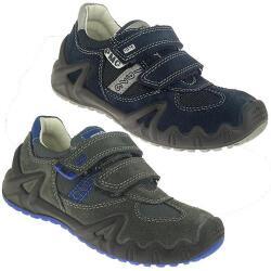 PRIMIGI DAMIEL Leder Halbschuh Sneaker 2 Farben NEU Gr.27-40