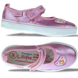 Prinzessin Lillifee Gymnastikschuh Glitzer Ballerina...