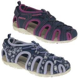 GEOX (Halb)Sandale J ROXANNE in 3 Farben NEU Gr.28-41