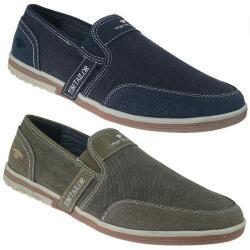 TOM TAILOR 9681106 Sneaker Slipper jeans oder mud  Gr.41-46