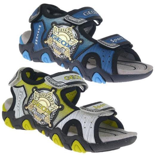 hoogwaardige sportkleding Officiële Website schoeisel GEOX Lights Blink Sandale STRIKE kleiner Sheriff Gr.25-35