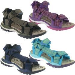 GEOX BOREALIS sportliche Kinder Outdoor Sandale in 4...