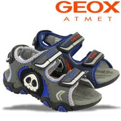 GEOX Blink Sandale STRIKE in 2 Farben NEU Gr.26-34 grau 31