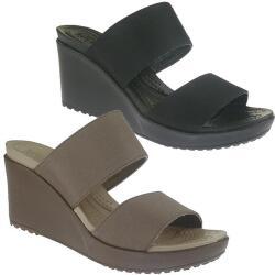 CROCS Damen Pantolette Sandale Plateausandale Wedge...
