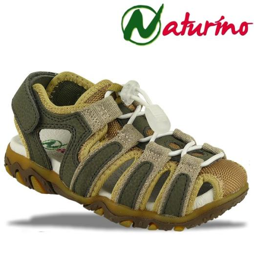 Naturino SPORT 246 Sandale Materialmix - cool Gr. 27-38