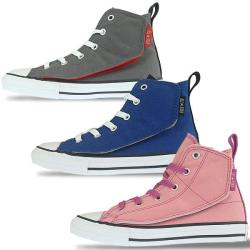 CONVERSE CTAS Simple Step High Sneaker Klett in 3 Farben...