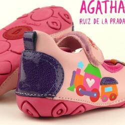 AGATHA RUIZ DE LA PRADA Lauflerner Fußbett  Gr.20-22
