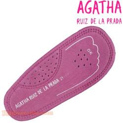 AGATHA RUIZ DE LA PRADA Lauflerner Fußbett  Gr.20-22 20