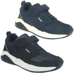 GEOX JR HIDEAKI GIRL Sneaker Halbschuh in 2 Farben Gr.31-41