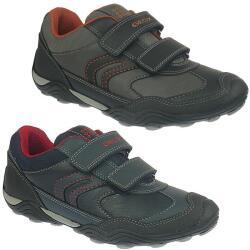 Geox JR ARNO A sportlicher Halbschuh Sneaker in 2 Farben...