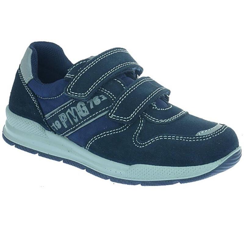 PRIMIGI DINNY Leder Halbschuh Sneaker für Kinder NEU Gr.25 ...