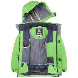 KAMIK Winterjacke Skijacke HUNTER SOLID atmungsaktiv...