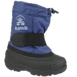 Kamik Winterstiefel TICKLE bis -32°C und der kleine...