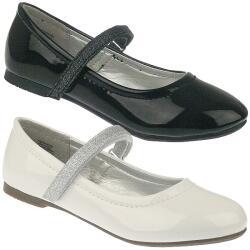 INDIGO Ballerina festlicher Schuh 424 080 Lack 2 Farben...