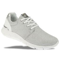 TOM TAILOR 2791702 Damen Sneaker Glitzer-Look super...