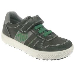 PRIMIGI 7632100 Leder Halbschuh Sneaker grau Gr.30-40